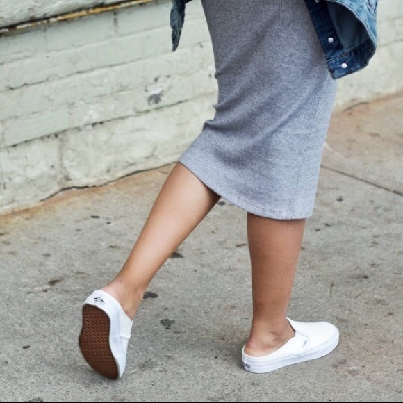 Vans Slip On Mules Shoes